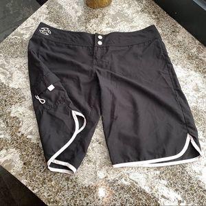 Billabong, Athletic Shorts, Size 14